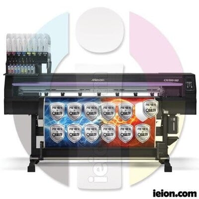 Mimaki CJV300-130 Printer and Cutter