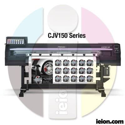 Mimaki CJV150-160 Printer and Cutter