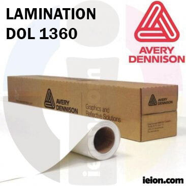 Avery LAMINATION DOL 1360