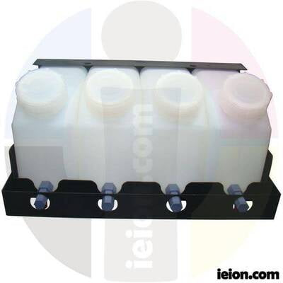 CISS 4 tanks and 8 cartridges 220 cc with float GQ