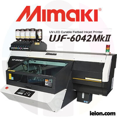 Mimaki UJF-6042 MXII Printer