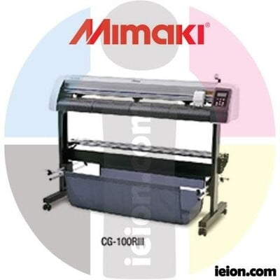 Mimaki CG-100SRIII Cutting Plotter