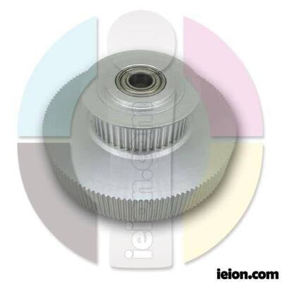 Mimaki Y Drive Pulley Assy M006891