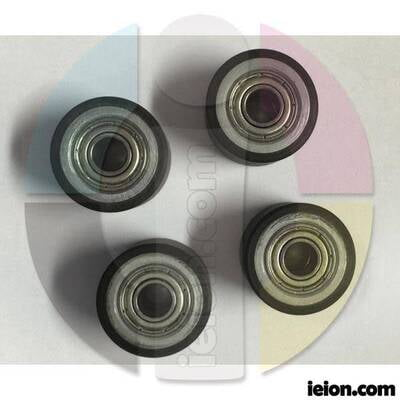 Mimaki Pinch Roller Set 4 pcs SPA-0166 A102412