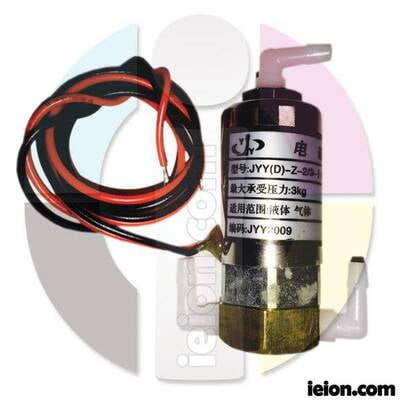 3 Way Solenoid valve of 5.5w for Solvent inkjet printer