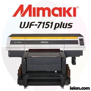 Mimaki UJF-7151 Plus Flatbed UV Printer