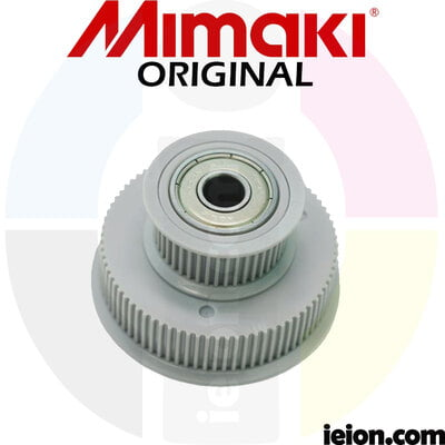 Mimaki Y Drive Pulley Assy - M015181