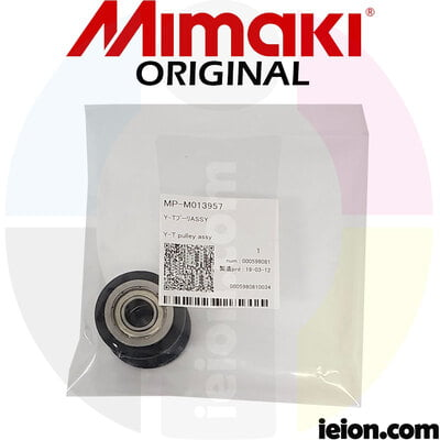 Mimaki Y-T Pulley Assy - M013957