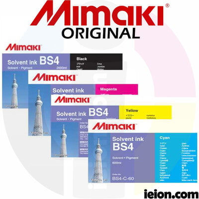 Mimaki BS4 2L Ink Bags