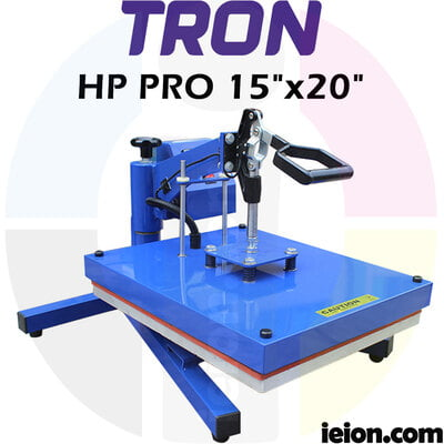 "Tron Heat Press Machine HP PRO 15""x20"""