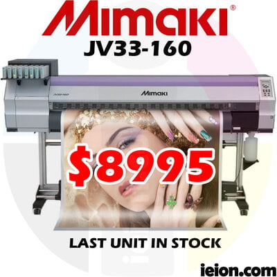 Mimaki JV33-160 Printer