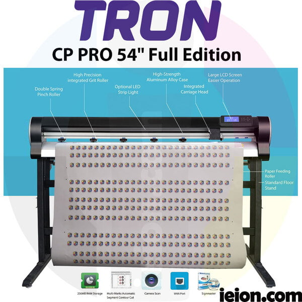 "Tron CP Pro 54"" Full Edition"