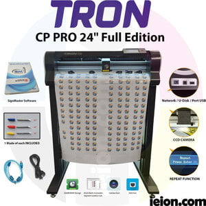 "Tron CP Pro 24"" Full Edition"