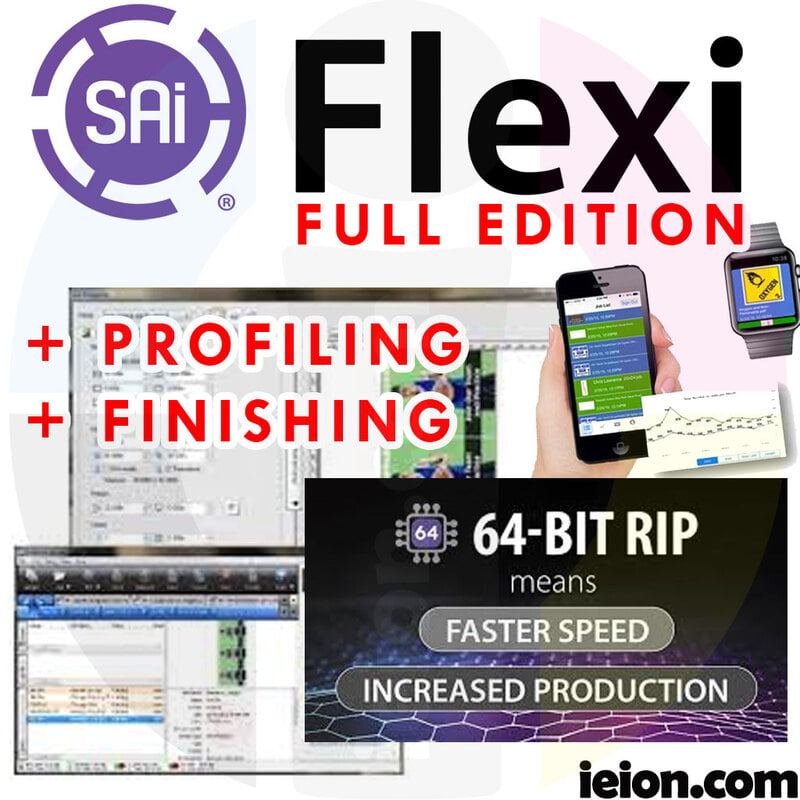 SAI FlexiPrint 19 Full Edition