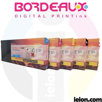 Bordeaux PLASMA LED ECO 220ml cartridges for Roland