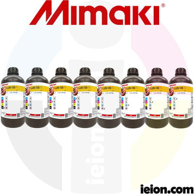 Mimaki LUS-120 UV Ink for JFX Series